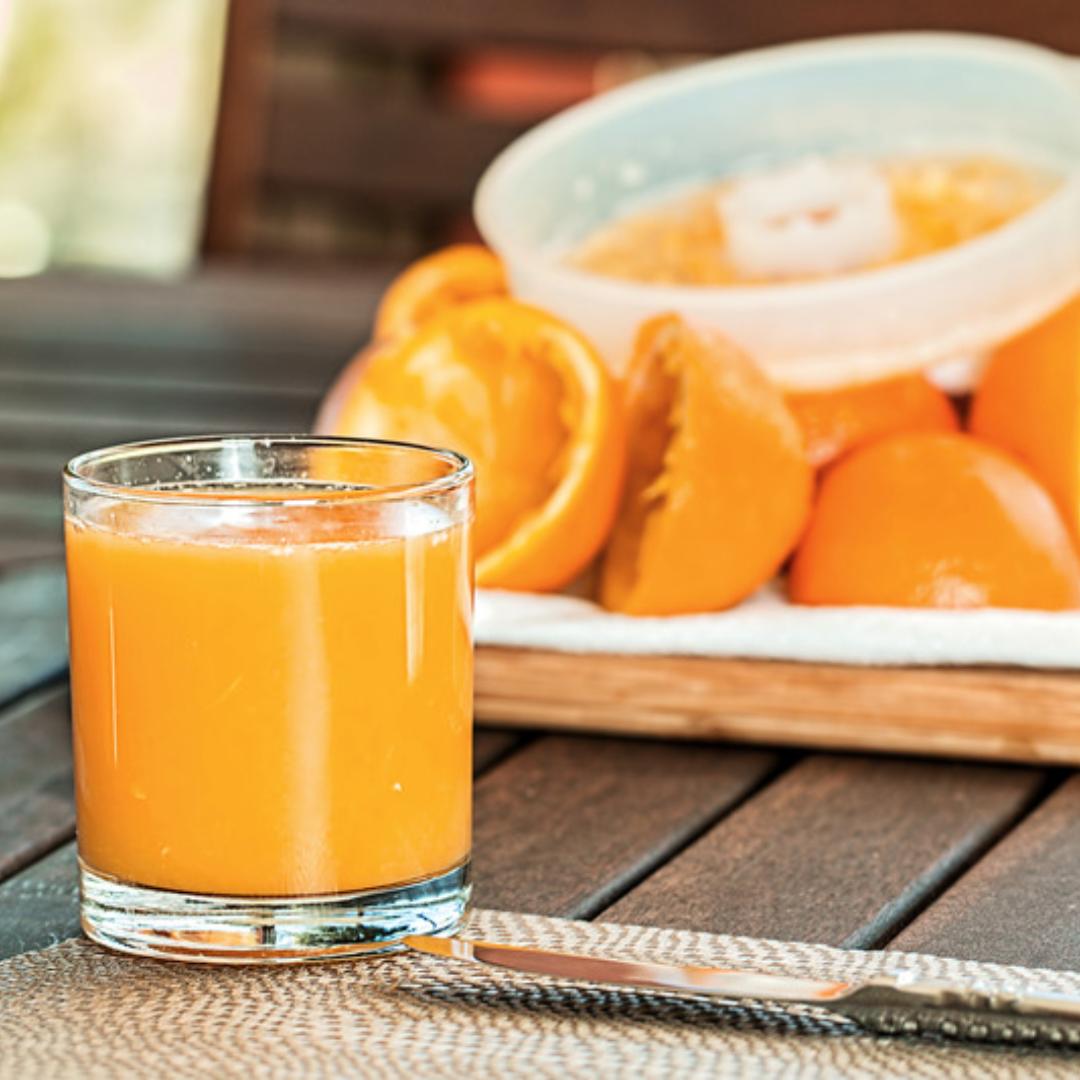 Reggeli narancslé