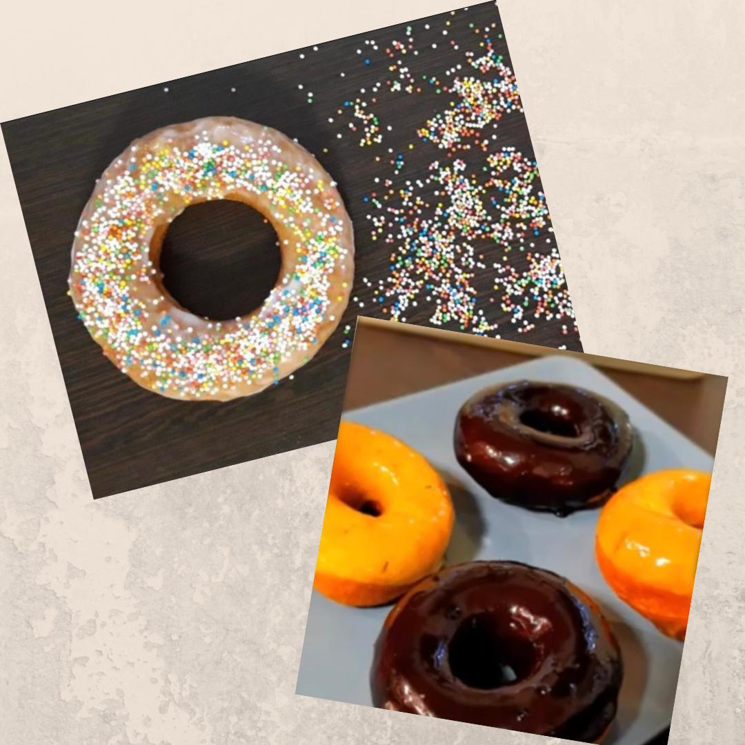 Donut, doughnut, amerikai fánk