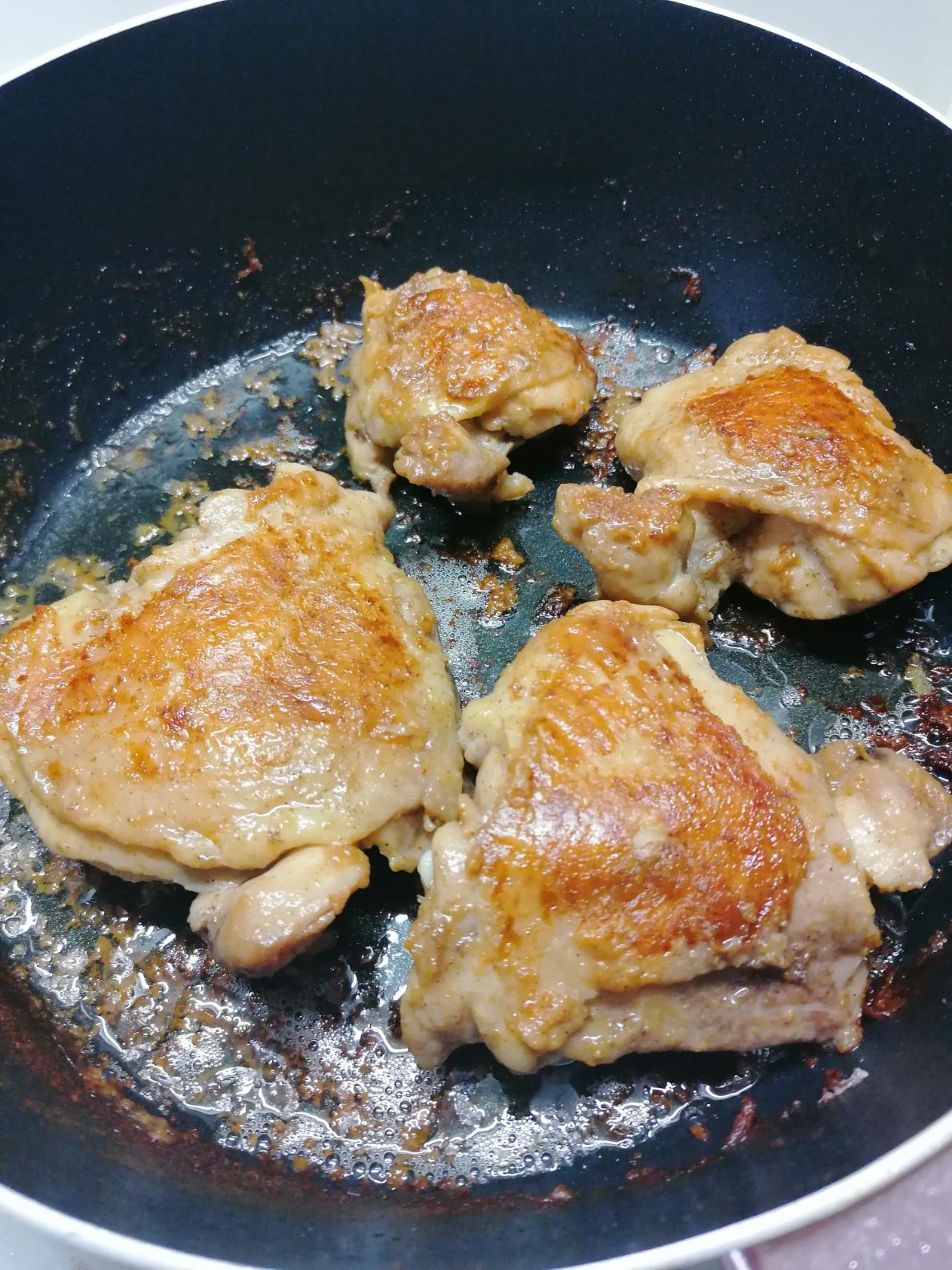 Citromos vajas csirke