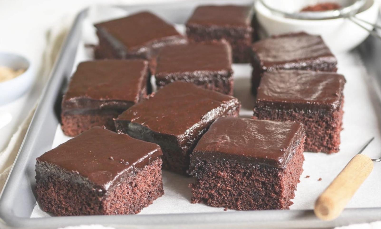 Csupa csokis süti recept