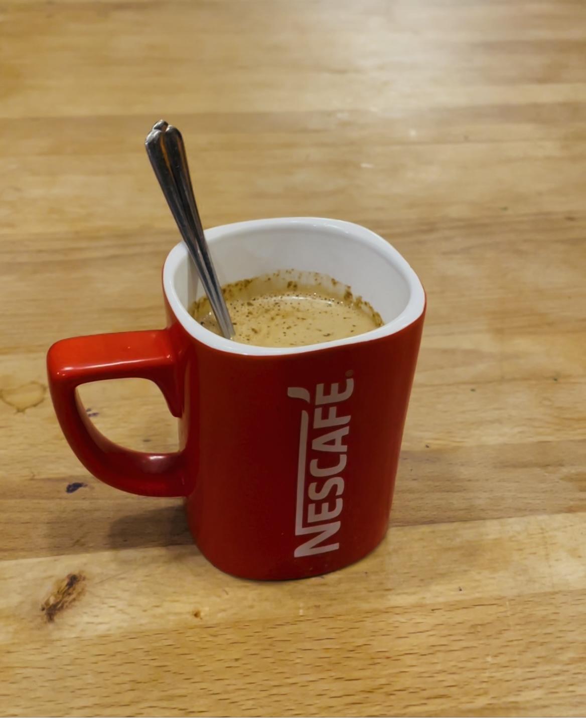 Nescafé reggeli gyors kávé